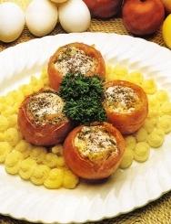 Receta de Huevos a la portuguesa