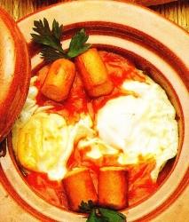 Huevos Bercy