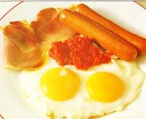 Receta de Huevos del hostal