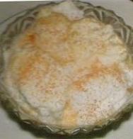 Huevos nevados