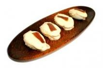 Huevos rellenos de anchoas