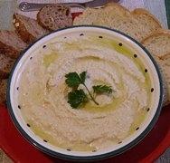 Receta de Hummus israelí