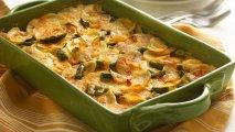 Judías verdes y patatas al horno
