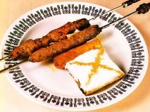 Receta de Kabab