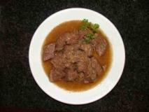 Kammuniya (Carne con comino)