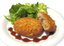 Korokke (croquetas japonesas)