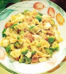 Lacitos con brócoli