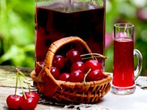 Receta de Licor de cerezas casero