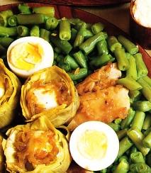 Macedonia de verduras