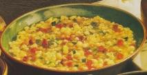 Receta de Mariscos con calabacines