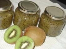 Mermelada de kiwi casera