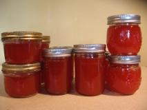 Receta de Mermelada de pimientos rojos