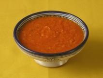 Mesabekka (salsa de tomate marroquí)