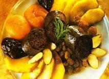 Morcilla negra con frutos secos