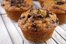 Receta de Muffins de naranja y chocolate