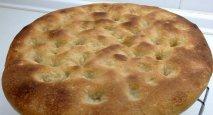 Pan de aceite casero (cañao)