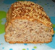 Pan de semillas y cereales