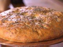 Receta de Pan de yogur y hierbas