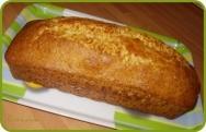 Pan dulce a la naranja