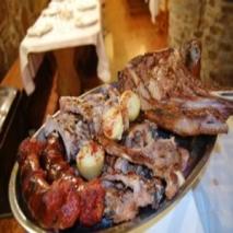 Receta de Parrillada de carnes al alioli