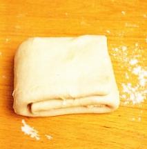 Pasta de hojaldre base