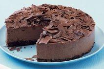 Receta de Pastel de chocolate a la menta
