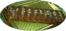 Pastel de jamón ibérico