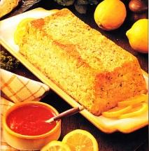 Pastel de pescado y patata