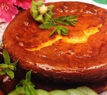 Receta de Pastel de queso Brie