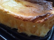 Pastel de queso castellano