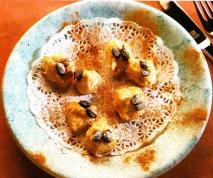 Pastelillos de nueces