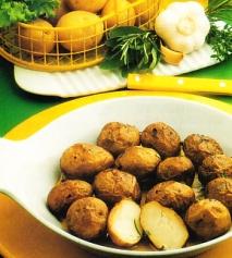 Patatas a las hierbas