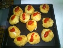 Patatas bombas suaves