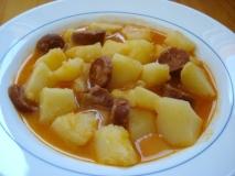 Patatas riojanas