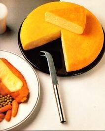 Pechugas rellenas de jamón y Chaumes