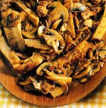 Pollo asado al vermut