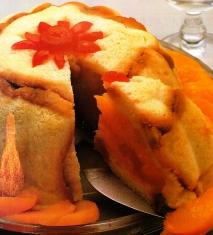 Pudding de frutas