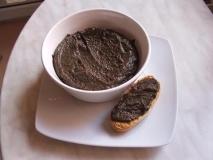 Puré de aceitunas negras