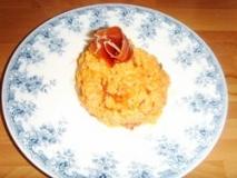 Risotto de jamón ibérico