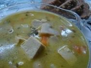 Sopa china de verduras