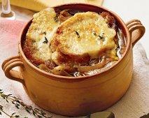 Sopa de cebolla en Thermomix