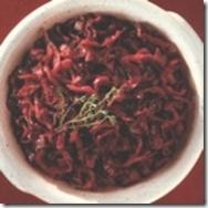 Sopa de col lombarda