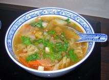 Sopa de col