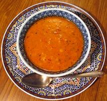Sopa de harira