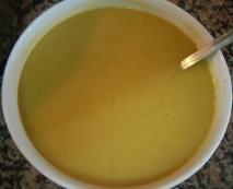 Sopa de legumbres