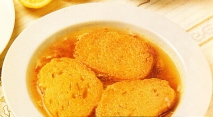 Receta de Sopa de perdiz