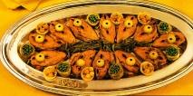 Receta de Supremas de pollo a la manera del chef