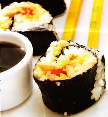 Receta de Sushi de piquillo