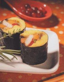 Sushis a la polenta nostrana