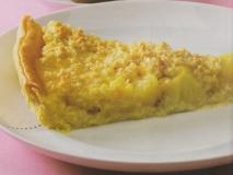 Receta de Tarta de piña con almendras